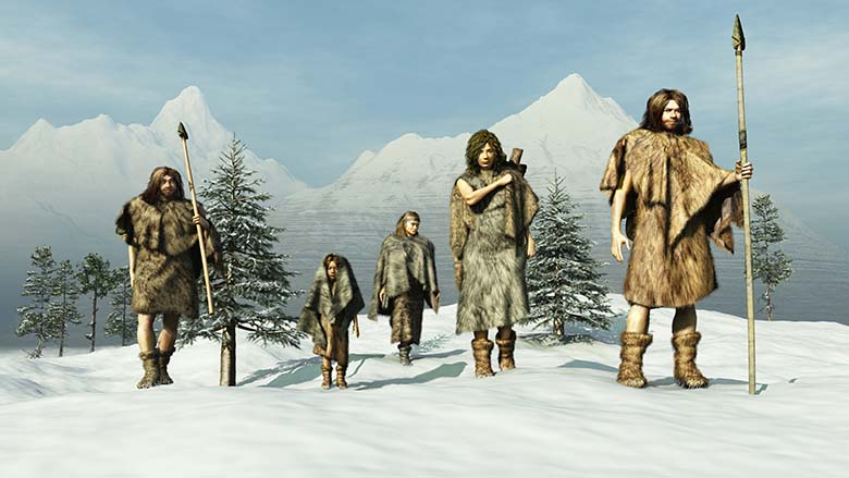 Primary teeth reveal unknown group of ancient people