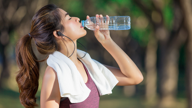 Research indicates mouthwash may impede benefits of exercise