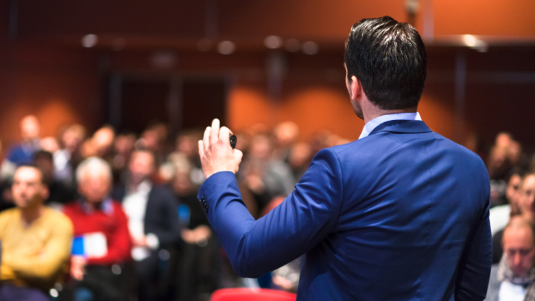 Males account for more than 60% of speakers at UK dental conferences